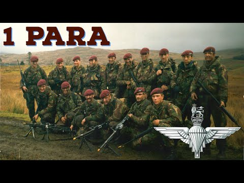 1 Para - A-Coy (mid/late 80's)