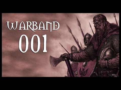 Lets Play Mount & Blade: Warband Gameplay Part 26 (THE SEARCH BEGINS - 2017)