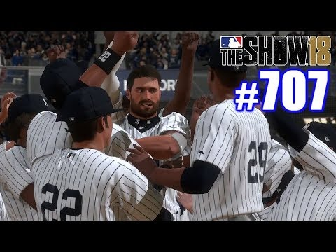 SUPER DRAMATIC WORLD SERIES ENDING! | MLB The Show 18 | Road To The Show #707