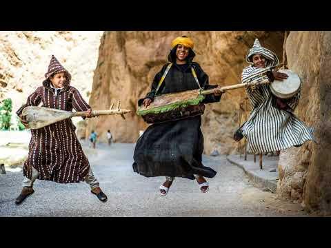 Music of Morocco : Nu Gnawa