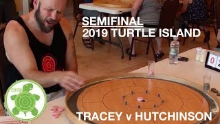 Crokinole 2019 New York Semi - Hutchinson v Tracey