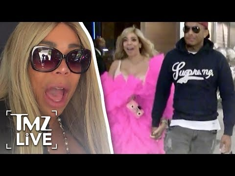 Wendy Williams Fully Aware New Guy Friend Has Record for Armed Robbery | TMZ Live