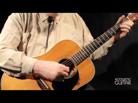 """""""Ain't No Grave Gonna Hold My Body Down"""" by Orville Johnson from Acoustic Guitar"""