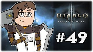 Let's Play Diablo 3: Reaper of Souls | Part 49 | Izual, the Betrayer