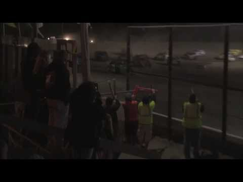 Kankakee County Speedway l UMP Modified A-Main l 9.27.13