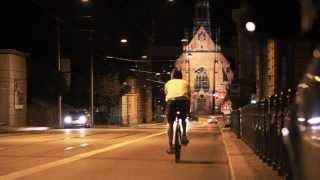 Fixed in Brno - Fixed gear bike video