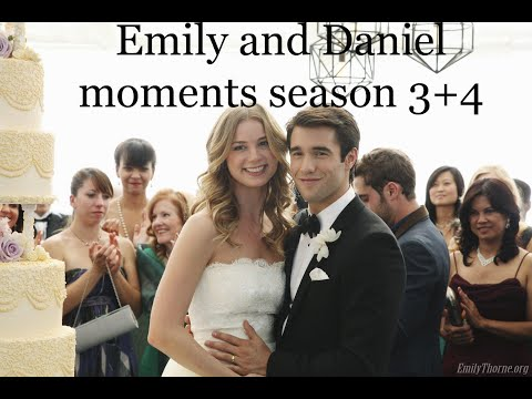 is emily and daniel from revenge dating