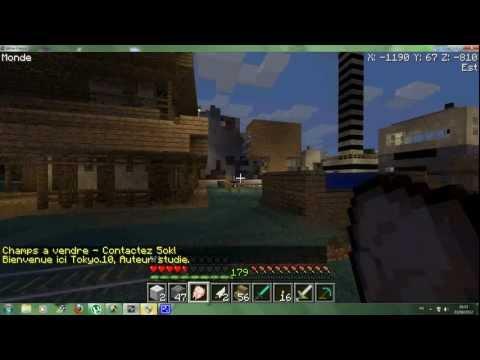 Premiere Video Mine-France Presenter Par Minecraftiens04
