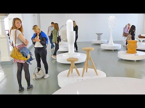 Eero Aarnio: Helsinki Design Museum - Retrospective