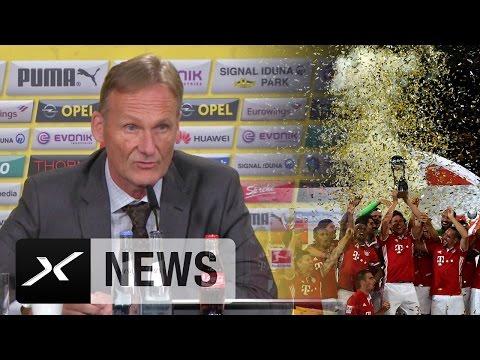 Hans-Joachim Watzke: Darum ist der FC Bayern München so weit voraus | Borussia Dortmund