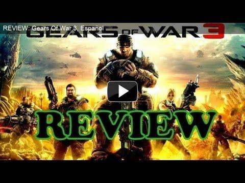 RESEÑA: Gears Of War 3