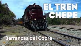 ➤EL TREN CHEPE!! Barrancas del Cobre en MÉXICO