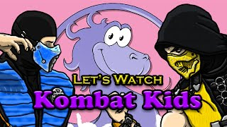 Scorpion & Sub-Zero REACT to Kombat Kids - Mortal Kombat Begins (MKX Parody)