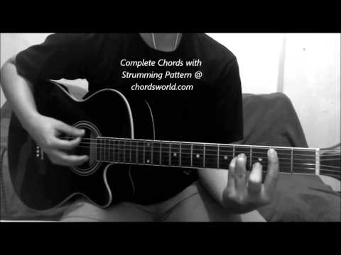 Amnesia Chords by 5 Seconds Of Summer - chordsworld.com