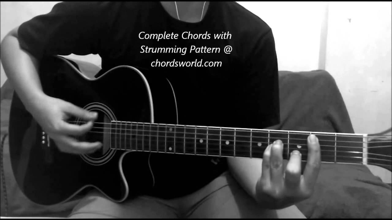 Amnesia Chords by 5 Seconds Of Summer - chordsworld com
