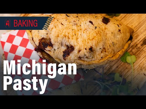 Michigan Pasties