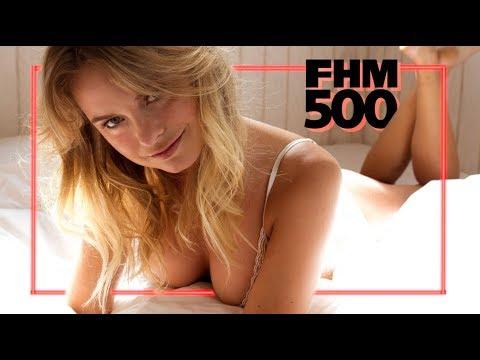 Fotoshoot met Sylvana IJsselmuiden | FHM500