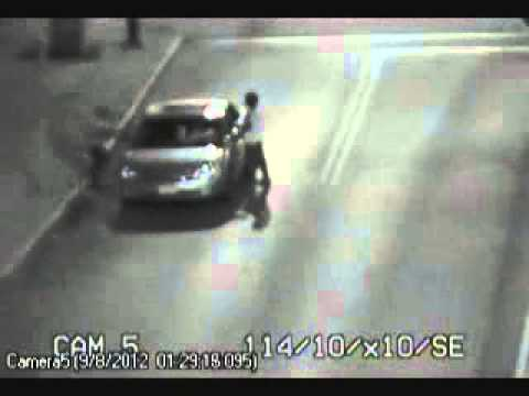 Rochester New York Street Violence - not even safe in your car.