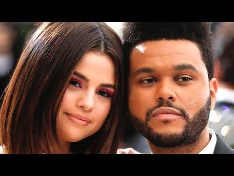 Selena Gomez Fetish - The Weeknd Reacts
