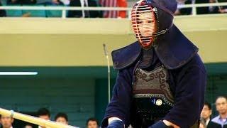 The 61th All Japan KENDO Championship (4th Round) SHODAI Masahiro (...