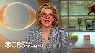 """Christine Baranski on """"The Good Fight,"""" her secret to career longevity"""
