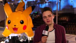 2015 Pokémon World Championships: Meet the Champion—Chase Moloney