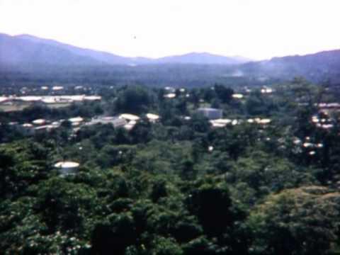 PNG  Posts and Telegraph Operation early 70
