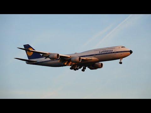 Frankfurt Airport Planespotting May 2018