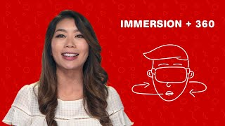 View in 2: Exploring new video technology: Immersion and 360 Video | YouTube Advertisers thumbnail