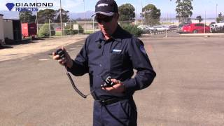 How to operate a radio (Security/Emergency Response/Rescue/Training Industry)