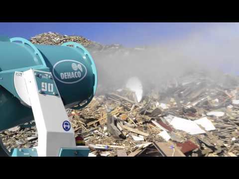dehaco-tera-dust-control-unit