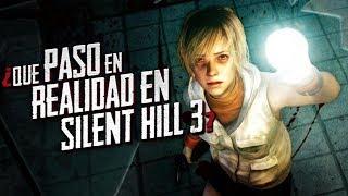 La historia de Silent Hill 3 I Fedelobo I