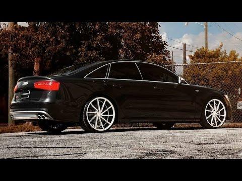 Audi a6 in situ дрифт на месте