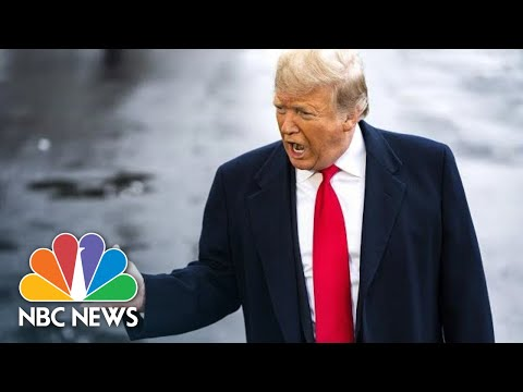 President Donald Trump: 'I Don't Know If We're Close On A Deal' To End Shutdown | NBC News Mp3