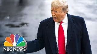 President Donald Trump: I Dont Know If Were Close On A Deal To End Shutdown | NBC News