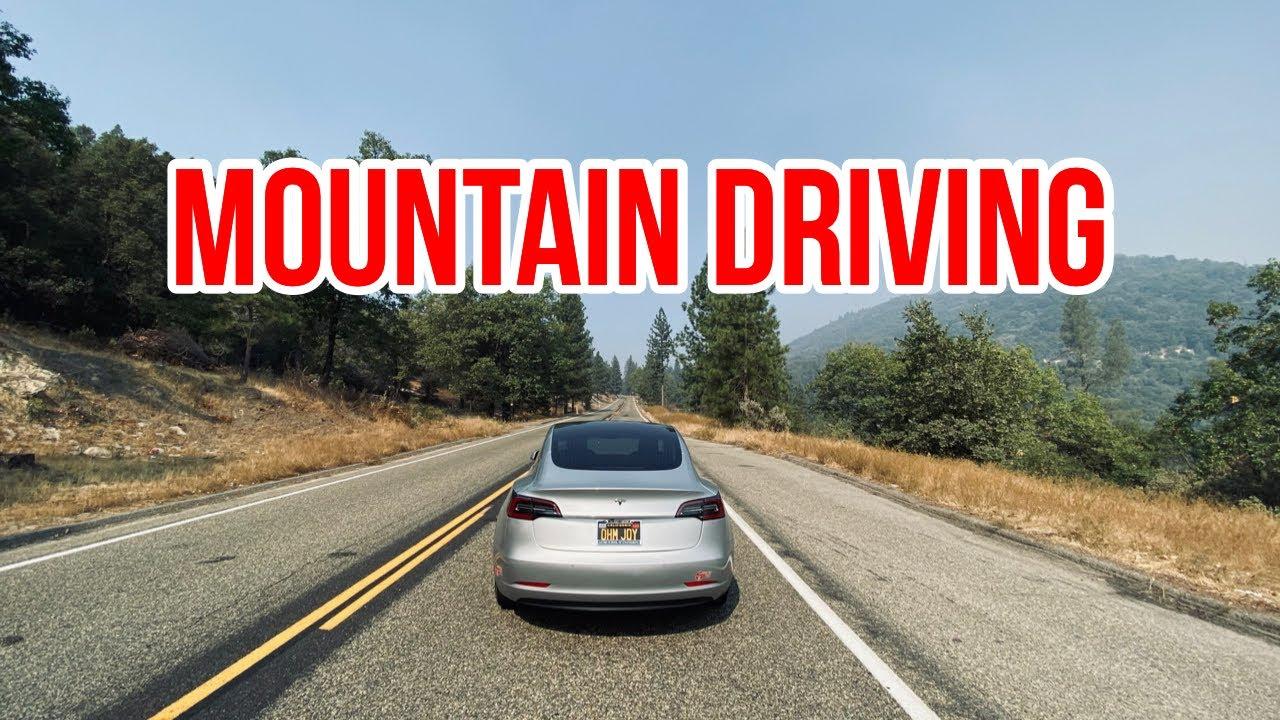 600 Miles Road Trip to Yosemite & Bass Lake In Tesla Model 3