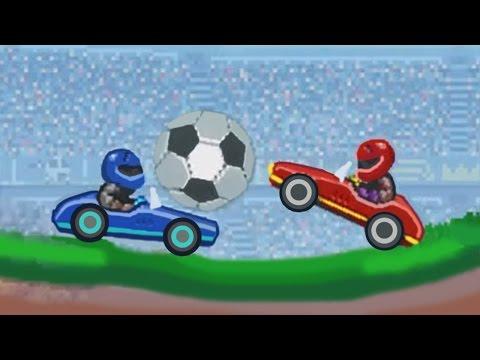Drive Ahead Sports / ФУТБОЛ на МАШИНАХ / Мультик игра для детей
