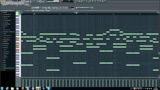 Passenger - Let Her Go (Piano Remake FL Studio) FLP Download