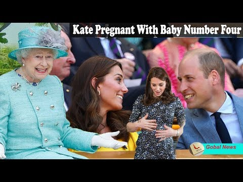 Baby's marvelous: Queen congratulates Prince William & Kate Middleton on having a fourth child?
