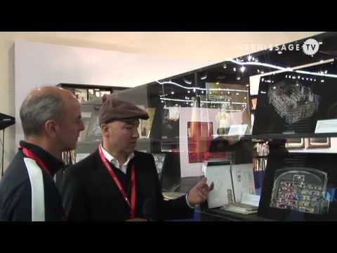 Bernhard Cella: Salon für Kunstbuch / Art Cologne 2011