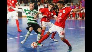 Liga Sport Zone, 18.ª jornada: Benfica 2-2 Sporting