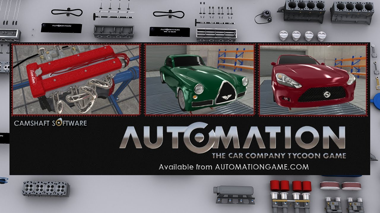 The Car Company >> Let S Play Automation Episode 32 Starting A Car Company In 1975