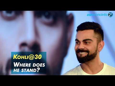 Virat Kohli turns 30 🎂 | Stats Highlights thumbnail