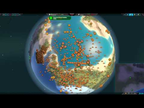 Planetary Annihilation 5 Player FFA - Just when you thought things would be easy!