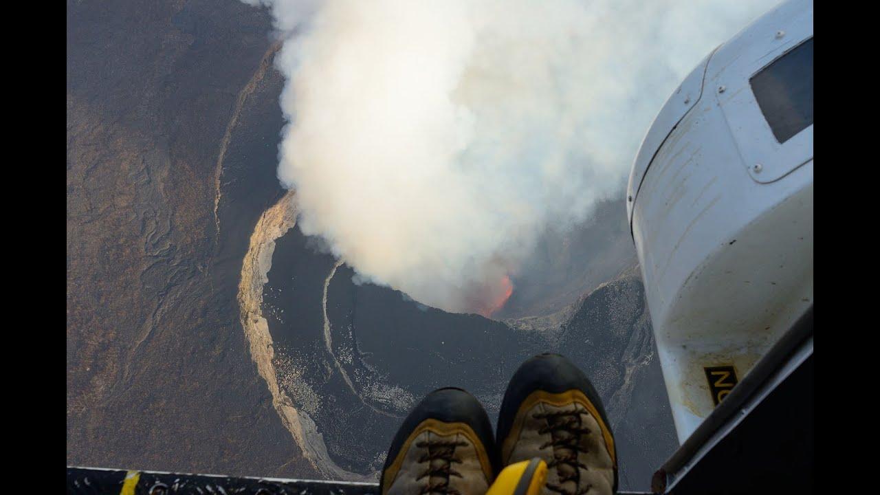Renewing Activity At Nyamulagira Volcano
