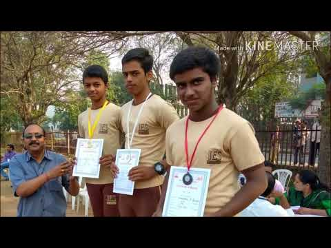 IES NAVIMUMBAI HIGHSCHOOL VASHI ANNUAL SPORTS DAY
