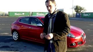 Alfa Romeo Giulietta 1.4 TB Veloce (New video)