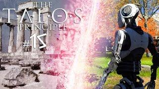 Выход в Реальный Мир - The Talos Principle #15