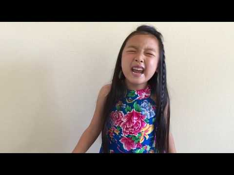 Jealous By Labrinth - Emotional Cover By 7 Year Old #MaleaEmma