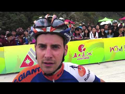 2012 Guiyang MTB Invitational - Fabian Giger